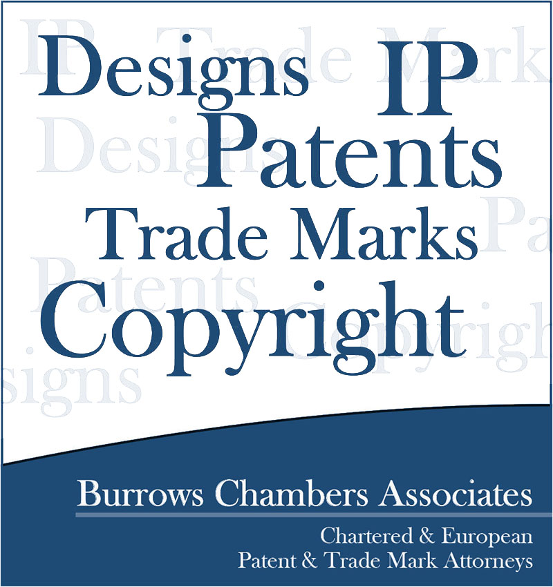 Burrows Chambers Associates - Chartered & European Patent & trade Mark Attorneys